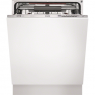 Zanussi ZDT12002FA volledig geïntegreerde vaatwasmachine (60 cm)